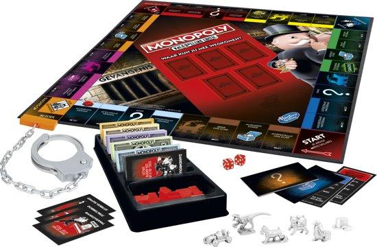 monopoly valsspelers editie, monopoly junior, speelgoed van het jaar