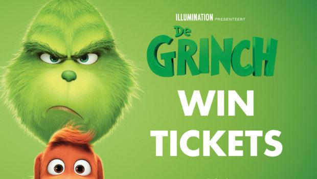 Grinch 2 winactie, the grinch winactie, kerstfilm, familiefilm, win bioscoopkaartjes