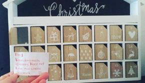 adventskalender diy, adventskalender, aftellen kerst, kerst aftellen, kerst knutselen
