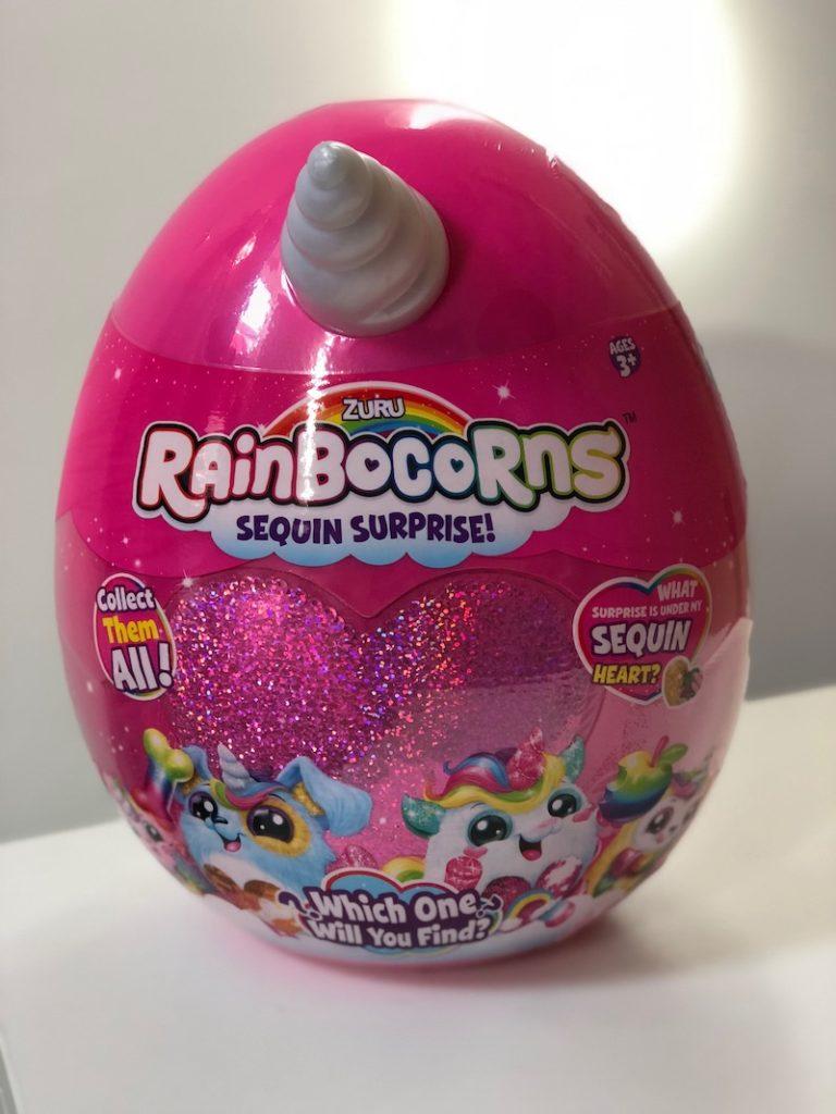 Rainbocorns, unicorns, zuru, cadeau meisje 6 jaar, surprise unicorn, roze unicorn,unicorn speelgoed