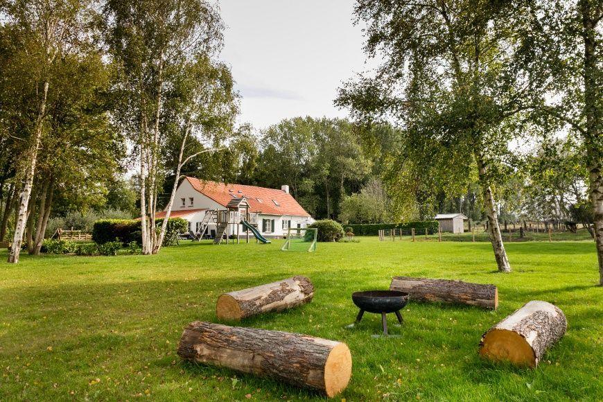groepsaccomodatie, groepsaccomodatie vakantie, groepsaccomodatie boeken, Natuurhuis 30915 - Ieper, Belgie