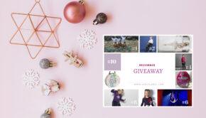 december giveaway, december giveaway girlslabel, december winactie, weggeefweken