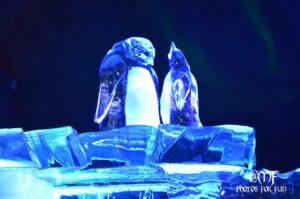 ijsbeelden, ijsscupturen, uitje kerstvakantie, familie uitje, gezinsuitje, gezinsuitje kerstvakantie