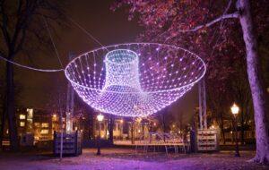 uitje kerstvakantie, amsterdam light festival, familie uitje, gezinsuitje, gezinsuitje kerstvakantie