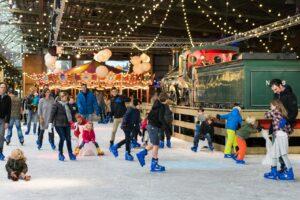 winter station, uitje utrecht, uitje kerstvakantie, familie uitje, gezinsuitje, gezinsuitje kerstvakantie