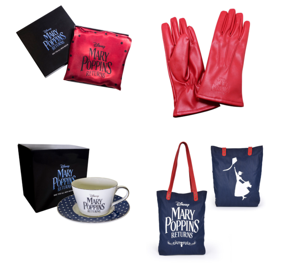 mary poppins returns, mary poppins bioscoop, mary poppins film, mary poppins winactie, mary poppins prijzenpakket