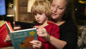 Storysign app, StorySign_Children-with-App_7_Netherlands