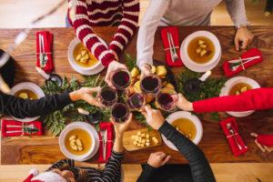 kerst, gezonde decembermaand, gezonde tips, gezonde feestmaand