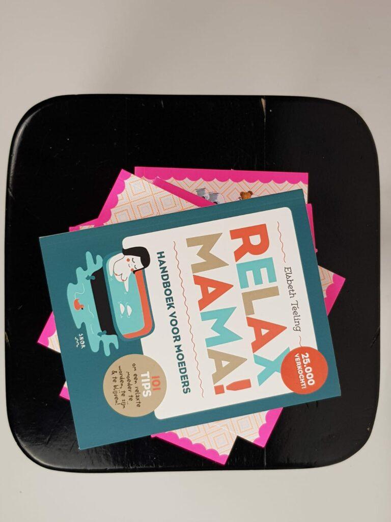 snor uitgeverij, relax mama, dochters boek, dochters handleiding voor vaders, grappige boeken ouders