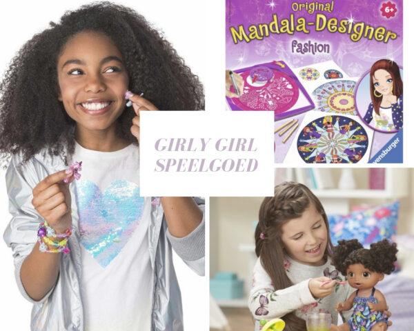 Girly Girl speelgoed, leuk meisjesspeelgoed, meisjesdingen, mandala designer, hasbro, twitsy petz, ravensburger, babypop donker