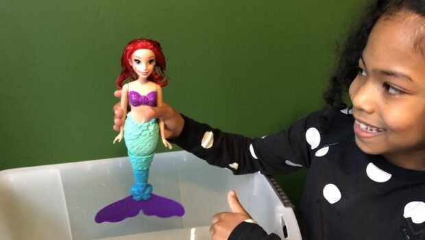 leuk meisjesspeelgoed, ariel, de kleine zeemeermin, hasbro zeemeermin
