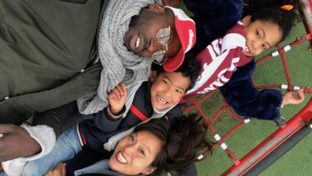 huidskleur bespreekbaar, mixed family, huidskleur bespreken kinderen, kinderen opvoeden