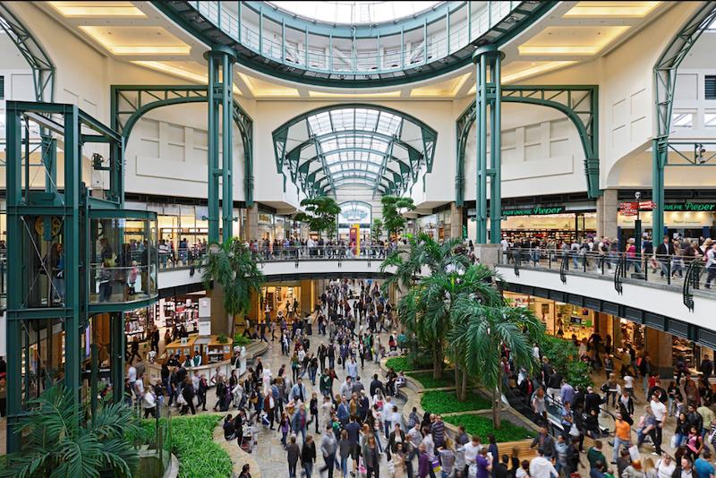 shoppen oberhausen, centro oberhausen, shopping mall oberhausen, milieusticker duitsland, milieuzone oberhausen