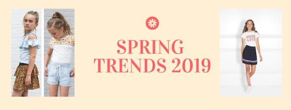meisjesmode trends, meisjesmode trends zomer, meisjesmode trends zomer 2019