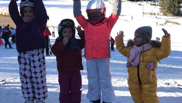 wintersport tips gezin
