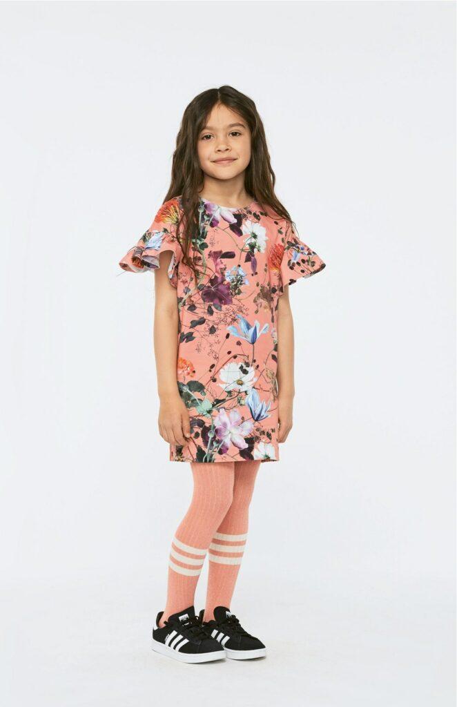 Molo, meisjesmode voorjaar, meisjesmode trends voorjaar, meisjesmode trends, molo nieuwe collectie, molo meisje, molo jurk