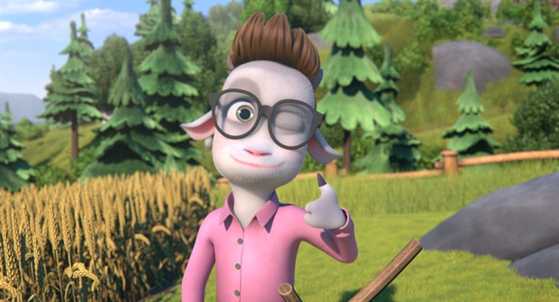 bioscoopfilm, gezinsfilm, familiefilm, nederlandse animatiefilm, nieuwe animatiefilm, klara en de gekke koeien,