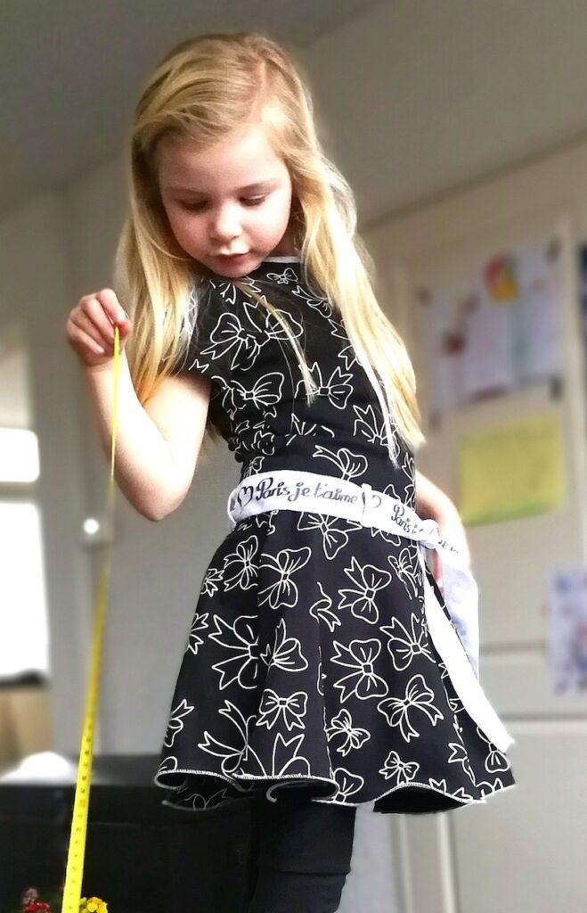 loFff jurk, loff zomercollectie, loff nieuwe collectie, zazi brands, loff meisjes