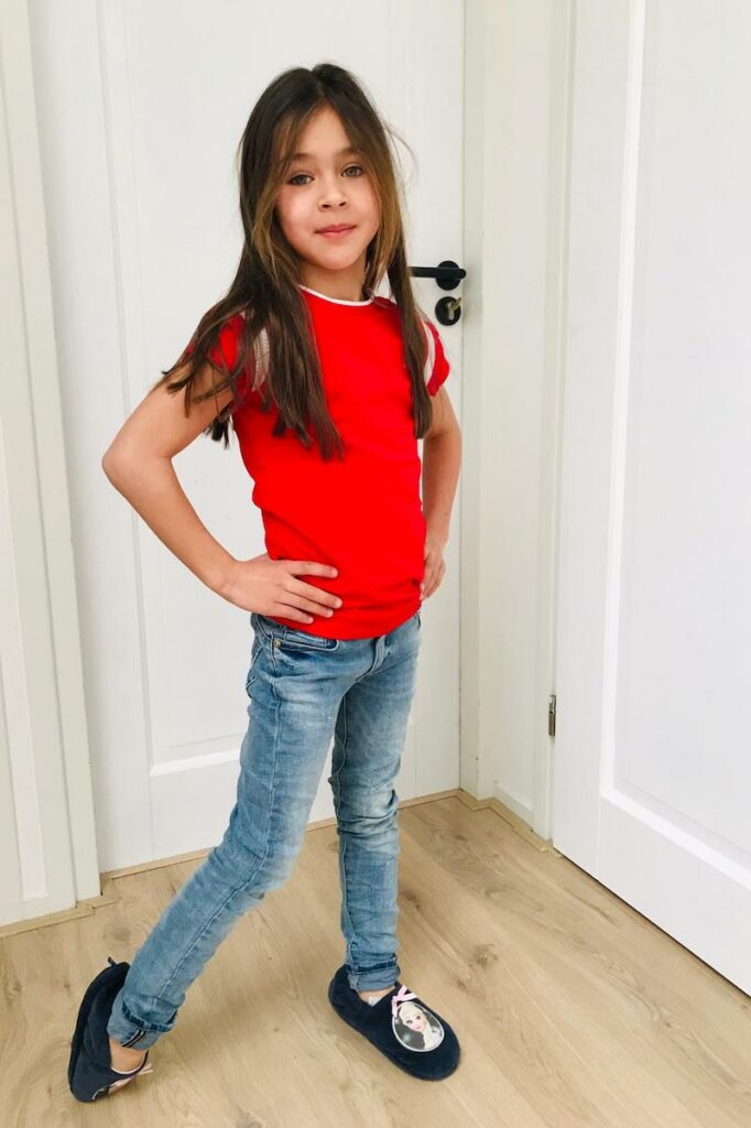 indian blue jeans, jeans voor meisjes, denim look, denim look meisjes, indian blue jeans nieuwe collectie