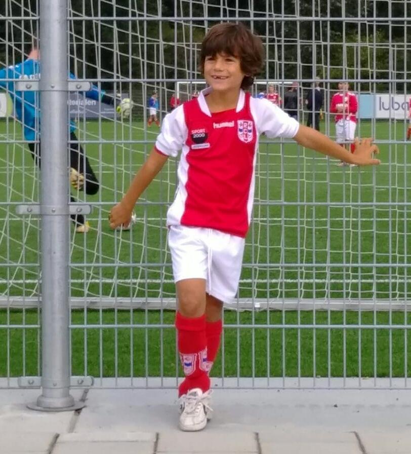 kinderen meer bewegen, kinderen voetbal, jongensvoetbal