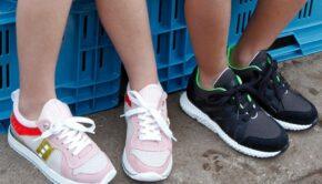 red rag sneaker, red rag meisje, red rag zomer