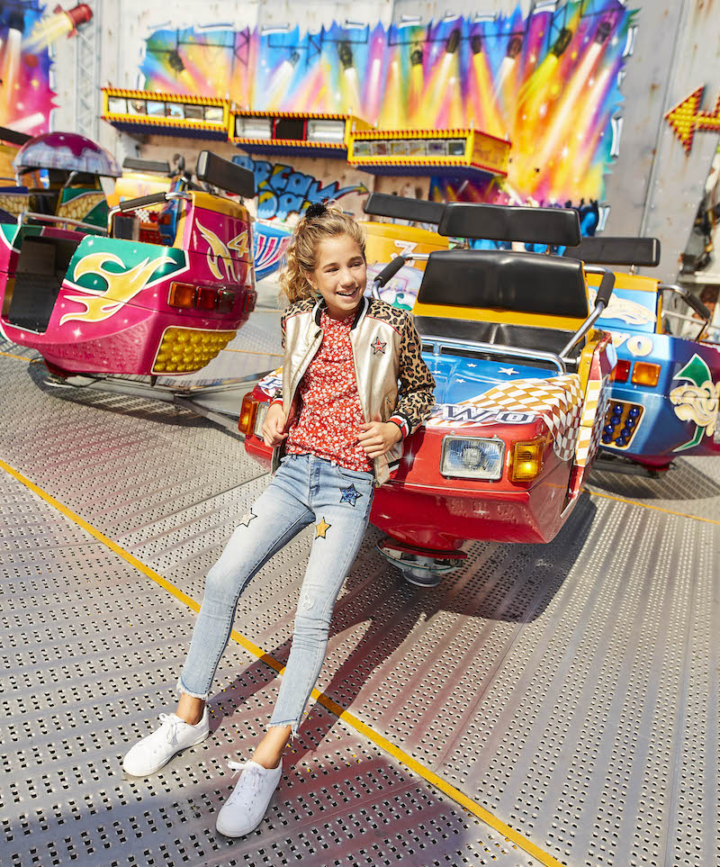 retour jeans jas, retour jeans meisje, retour jeans zomercollectie, retour jeans bomberjack