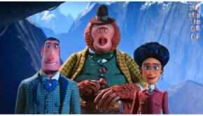 animatiefilm winactie, missing link, bioscoopfilm missing link, animatiefilm