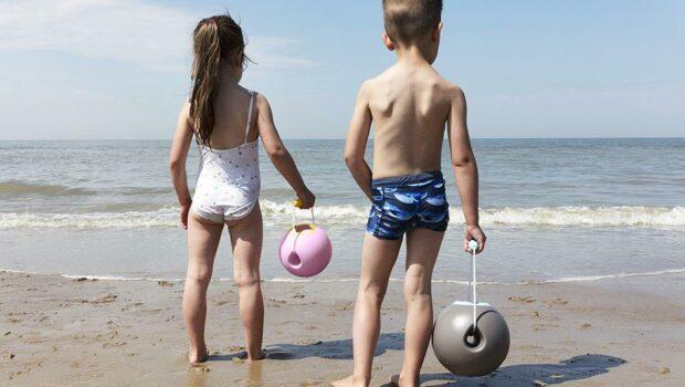 duurzaam buitenspeelgoed, quut, strandemmer, quut strandemmer