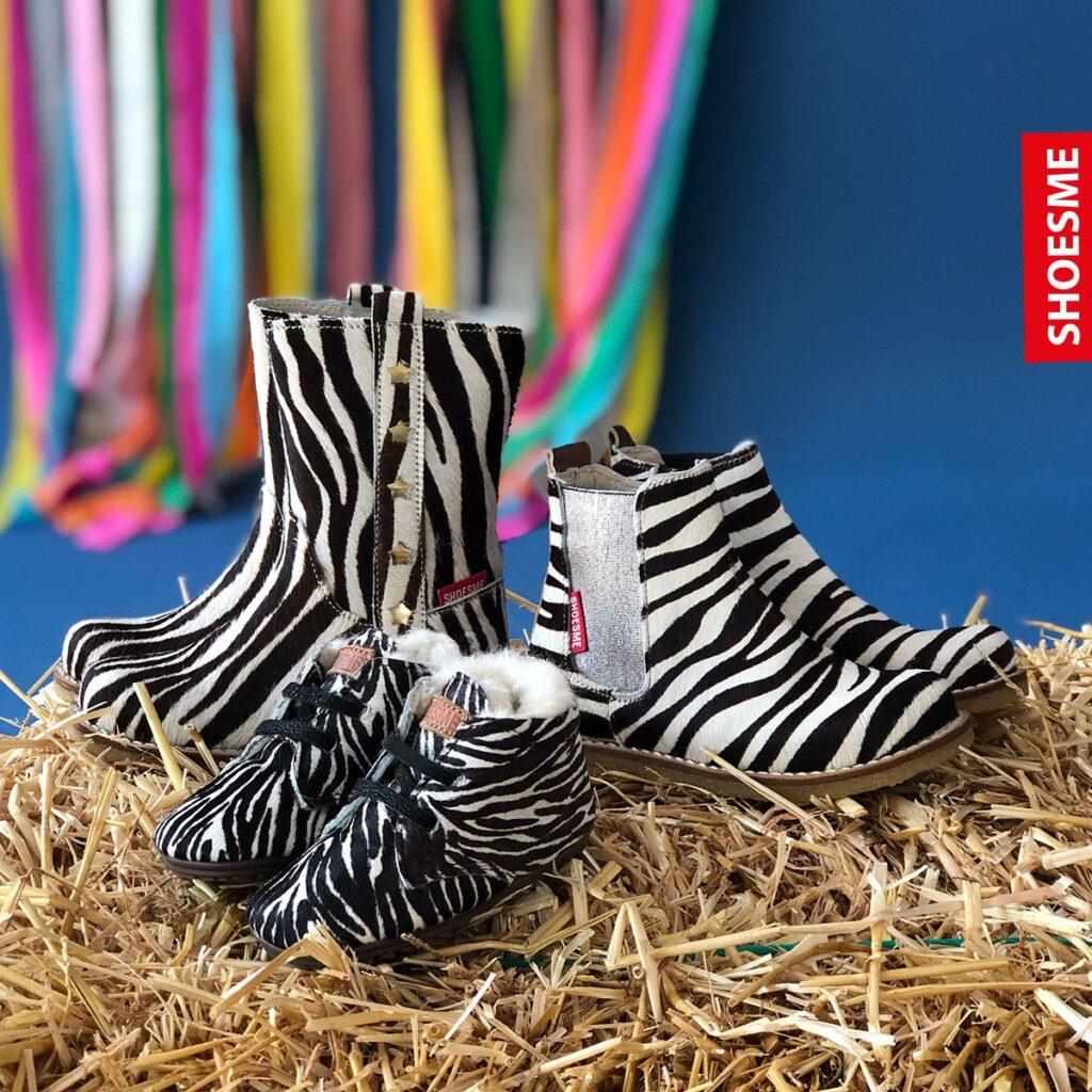 shoesme testmoeders gezocht, zebra print schoenen, zebra print laarsjes