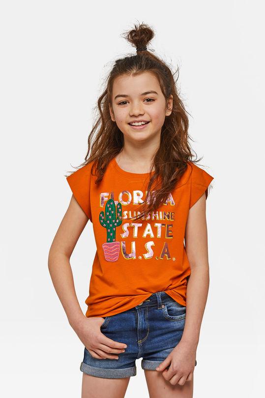 oranje shirt meisje, we fashion girls, koningsdag inspiratie