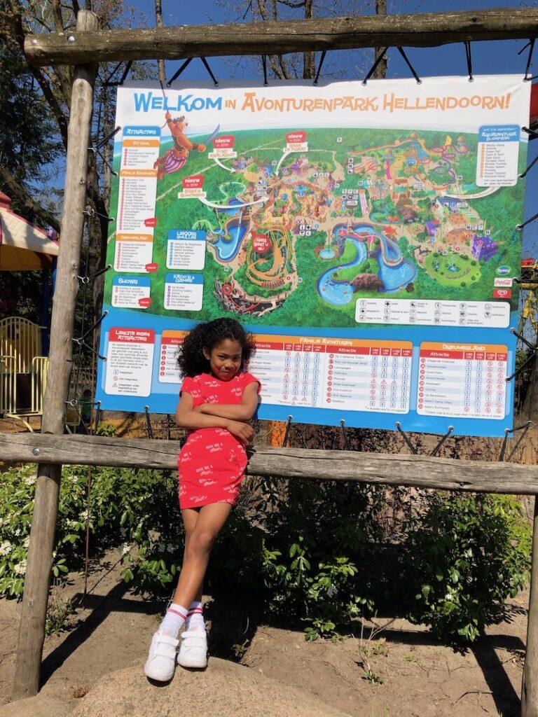 plattegrond avonturenpark hellendoorn