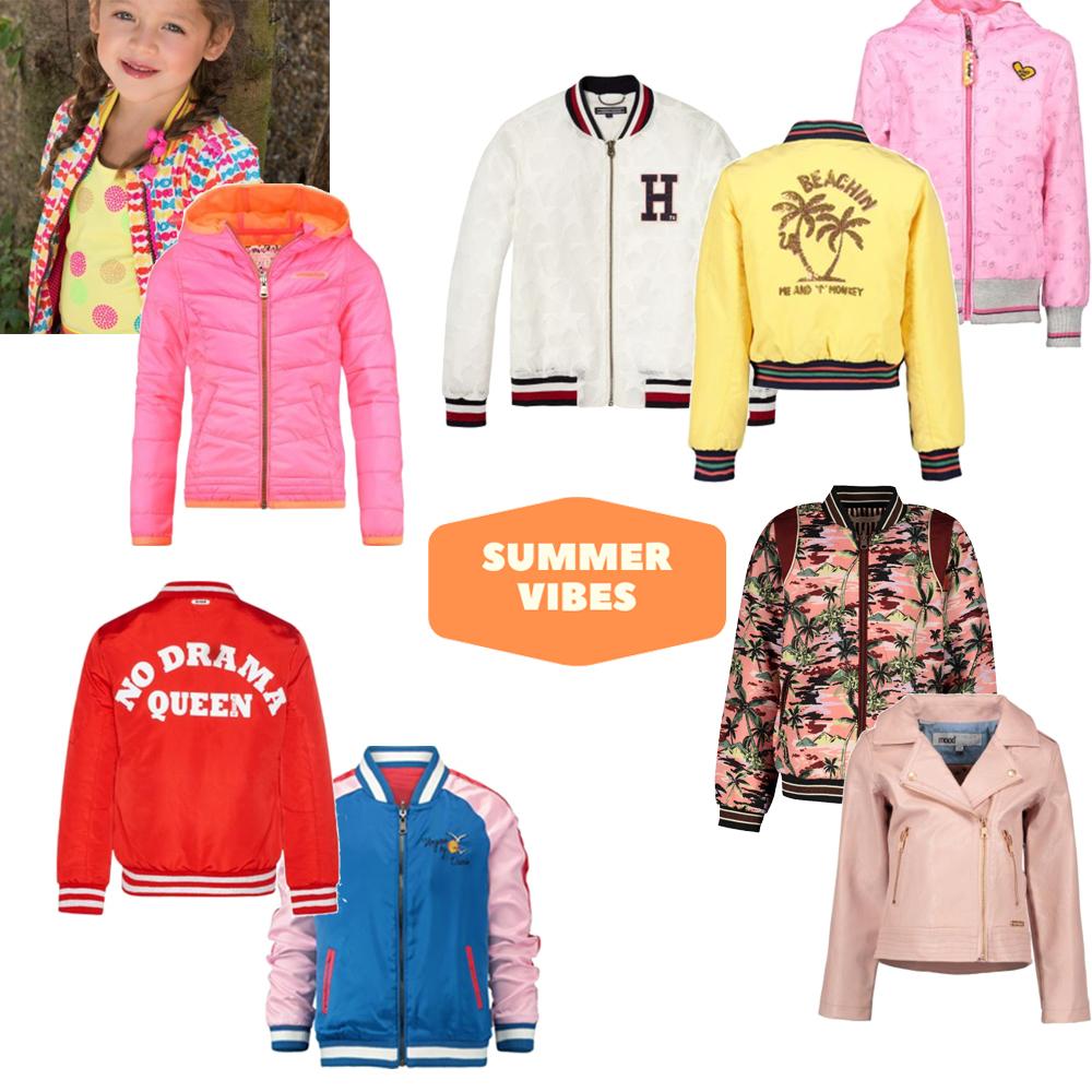 meisjesjas kleertjes, kleertjes, zomercollectie meisje, get the look meisjes