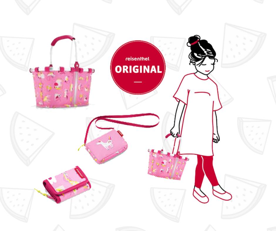 it bag meisjes, eerste portemonnee, portemonnee meisjes, zakgeld kinderen, carry bag kinderen, carry bag meisje, reisenthel abc