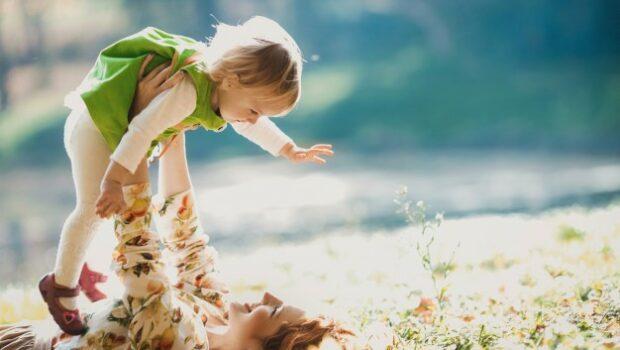 ouderschap vroeger en nu, moeder dochter