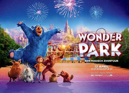wonderpark winactie, wonderpark film, wonderpark kaartjes, wonderpark bioscoop