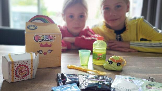 meisjesspeelgoed populair, speelgoedtrends, slijmspeelgoed, poopsie slime. poopsie slime surprise