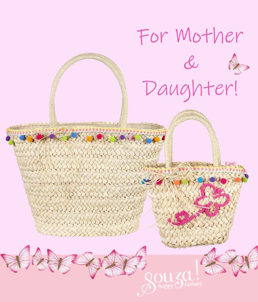 twinning tassen, moeder dochter tassen, moederdag winactie