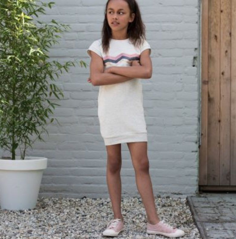 zomerjurk meisje