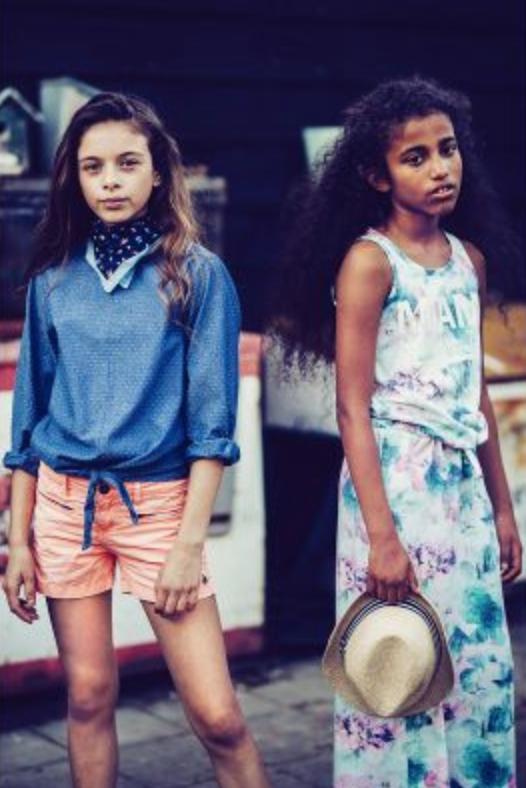 zomerjurk, maxidress, jurk petrol, strand jurk voor meisjes