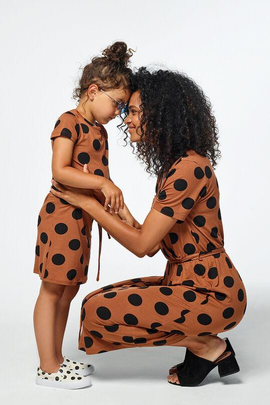 stippenjurk voor moeder en dochter, twinning