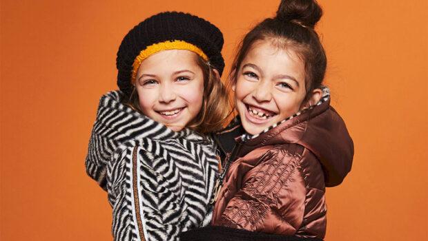 De leukste winterjassen voor meisjes!