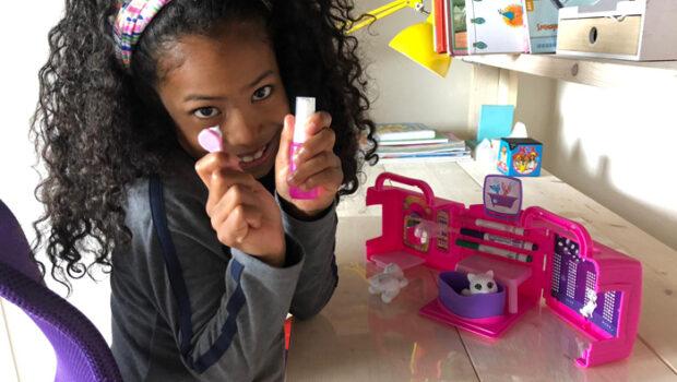 knutselspeelgoed op reis, washimals cryola, meisjesspeelgoed, girlslabel, speelgoed review