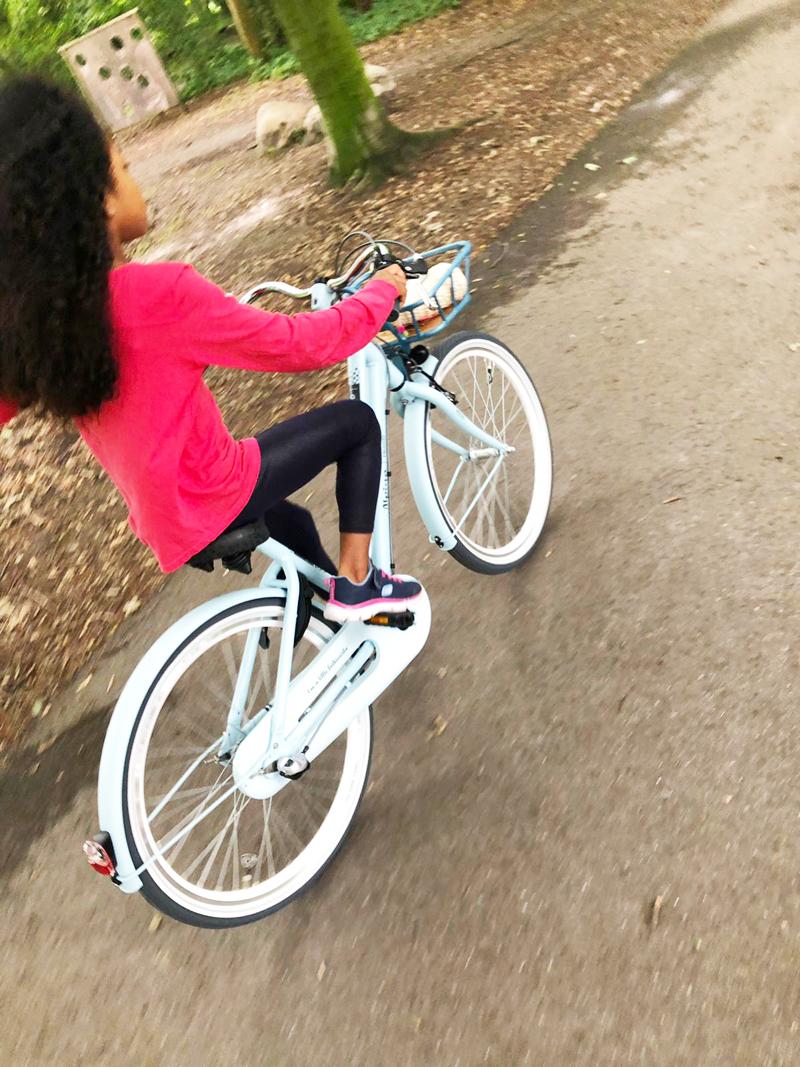 tienerfiets, hippe meisjes fiets