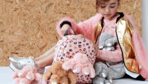 meisjestassen, leuke rugtassen voor meisjes, kindertassen, schooltas meisje
