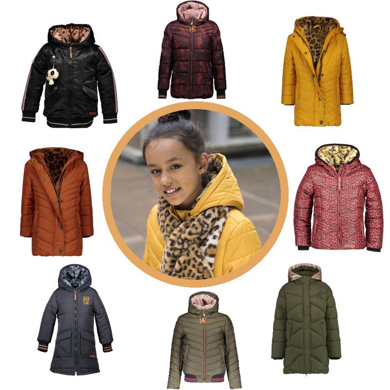 winterjassen meisjes, winterjassen kind 2019-2020, kinderjassen, leuke meisjes winterjas