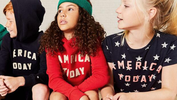 kinderkleding america today, vintage look kinderkleding, America Today junior