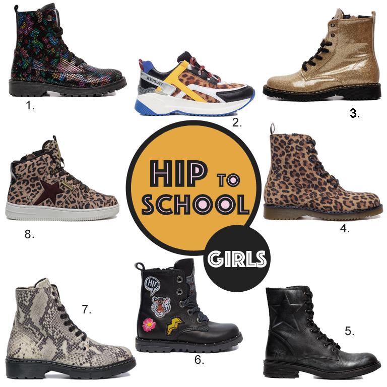 Stoere en hippe kinderschoenen Hippe Schoentjes