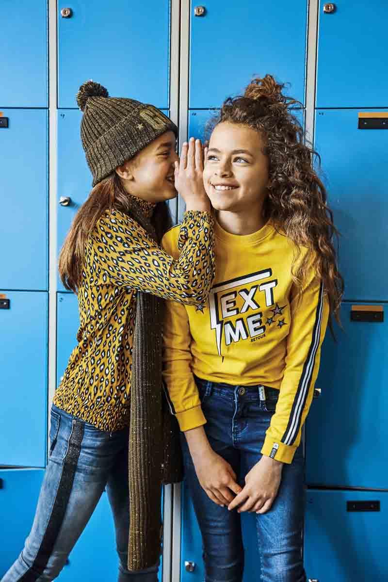 trendy meisjeskleding, girlslabel, tienerkleding, retour jeans ,retour winter 20192-2020