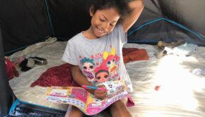 voor de eerste keer, eerste keer kamperen met tent, tent vakantie met kinderen