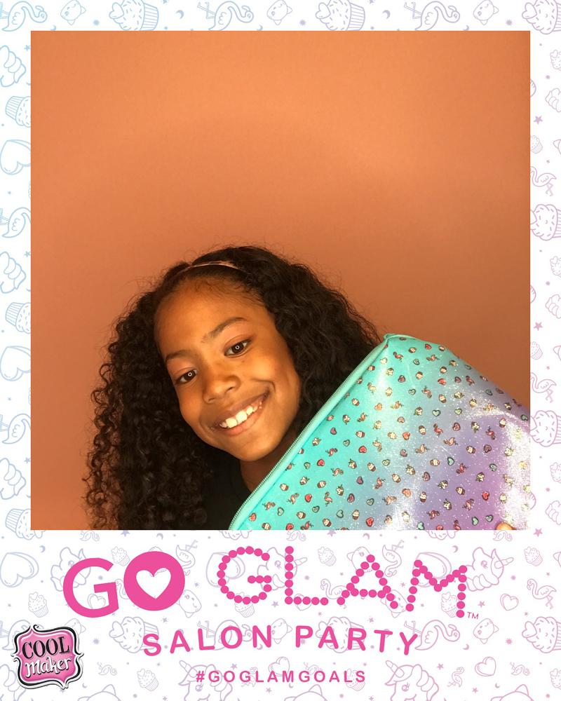 cool maker, go glam salon party, go glam nail studio, nagelstudio voor kinderen, meisjes beauty blog